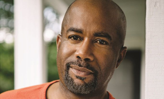 American singer Darius Rucker will headline the 2018 CMC Rocks music festival.