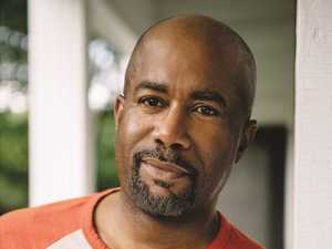 Darius Rucker ready to rock CMC