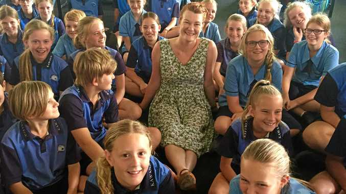 HOME: Former physiotherapist Tania Cowley has found her passion in the classroom.
