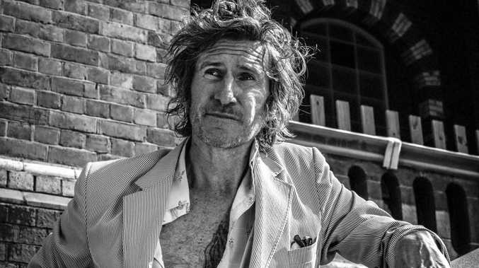 ICONIC: Tim Rogers, of You Am I, has released a memoir called Detours.