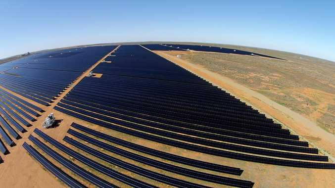 CLEAN ENERGY: The Daydream and Hayman Solar Farms are expected to be operational mid-next year.