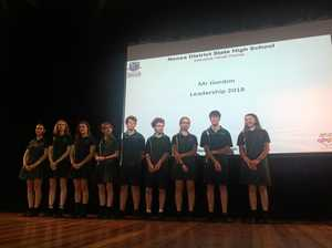 Noosa District State High announces 2018 school leaders