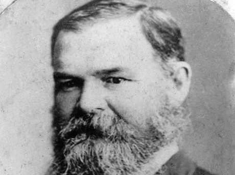 William Landsborough in 1880.