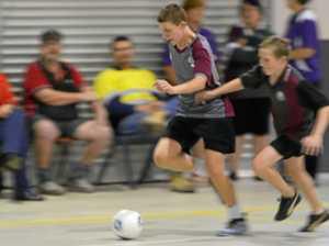 Kick-off for new futsal club