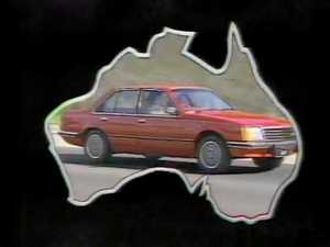 Iconic Holden ad a copy