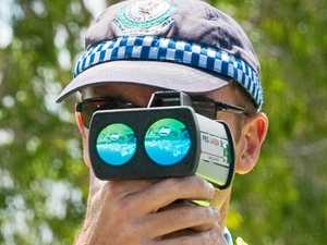 Radar catching Gympie drivers on 'roller coaster' road