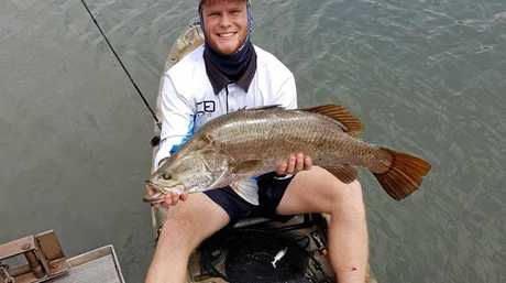 Fishing on his kayak, well done Alex Beggs who caught and released an 84cm Barra in a Sunshine Coast canal last week. It is now timely to remember, that the Barramundi East Coast Closed Season is about to begin on 1st of November through to 1st February. (Note: It is also prohibited to deliberately target barramundi for catch and release during these closed seasons, as the stress of capture may prevent a fish from spawning.)