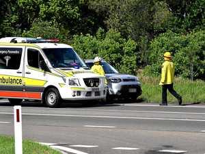 Two taken to hospital following Araluen crash