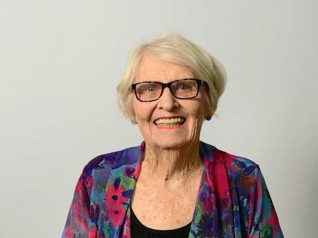 Silkstone Eisteddfod Original Composition first prize winner Bette Howard.