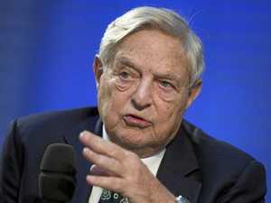 Soros donates $23 billion to his human rights fund