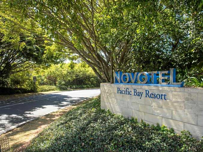 Novotel Pacific Bay is not taking accommodation bookings after January 2018.
