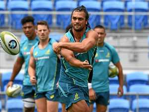 Hunt surprise omission for Wallabies against All Blacks