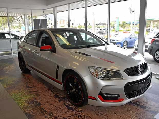 The very last Holden, for sale for $69,990