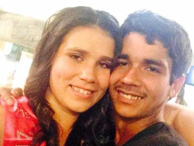 Wundarra Saltner's older sister, Anastasia, paid tributed to her brother (both pictured) after he died from injuries sustained in a single-vehicle crash into a tree in Koongal on September 23.