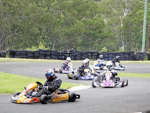 Kart racers rising to the challenge at Mountain View