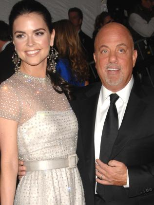 Singer Billy Joel and was married to Katie Lee from 2004/2010. Picture: Supplied