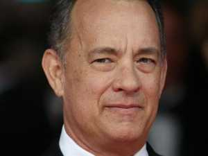 Tom Hanks has revealed the major downside to being a movie star. Picture: AFP