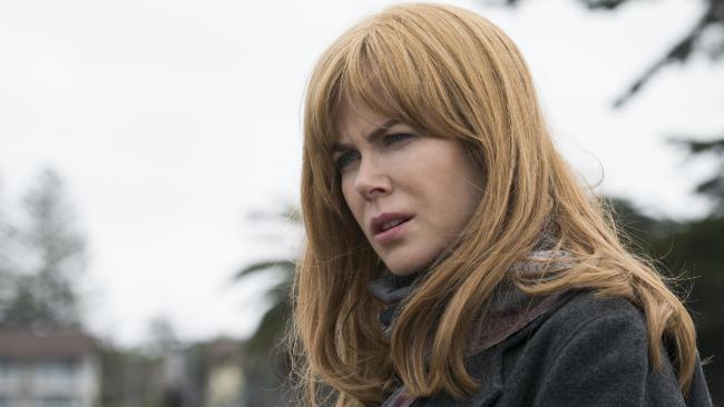 Nicole Kidman won an Emmy for her work in Big Little Lies. Picture: Supplied / Foxtel