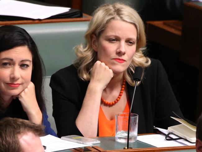 Labor's Justice spokeswoman Clare O'Neil says mandatory sentences could have unintended consequences. Picture: Gary Ramage
