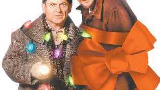 Bungling burglars Marv and Harry.