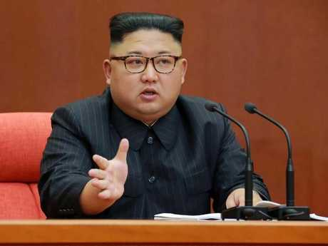 Ri Jong-ho says North Korean leader Kim Jong-un is 'insecure'. Picture: AFP/KCNA via KNS