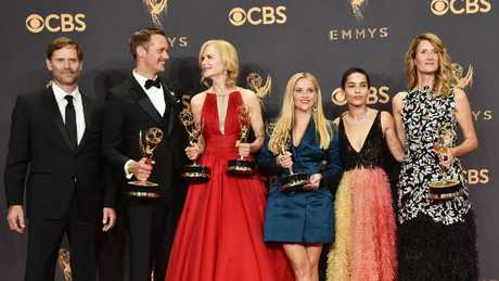 Beloved by critics and audiences alike, Big Little Lies was a big winner at this year's Emmys. Picture: Getty