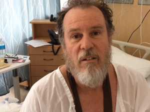 Local man talks about breast cancer reality