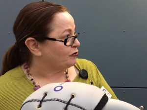 Jodie's Inspiration donates two machines