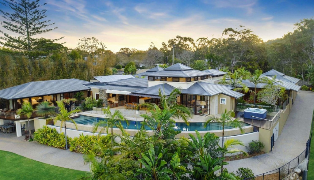 Mauna View, Middle Ridge, has sold for $3.6 million.