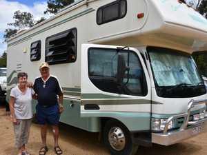 RIGHT ROAD: Grey Nomads David and Jenny Levick
