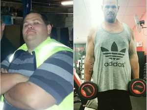 How this dad lost 90kgs