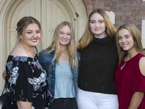 ( From left ) Katrina Johnson, Hayley Phelan, Tansy