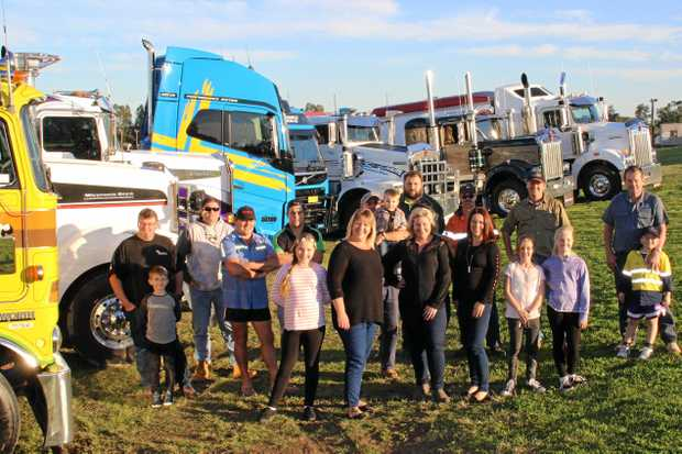 READY FOR A GREAT DAY OUT: The Newcastle Hunter Transport Awareness Group are excited to shine a light on the industry.