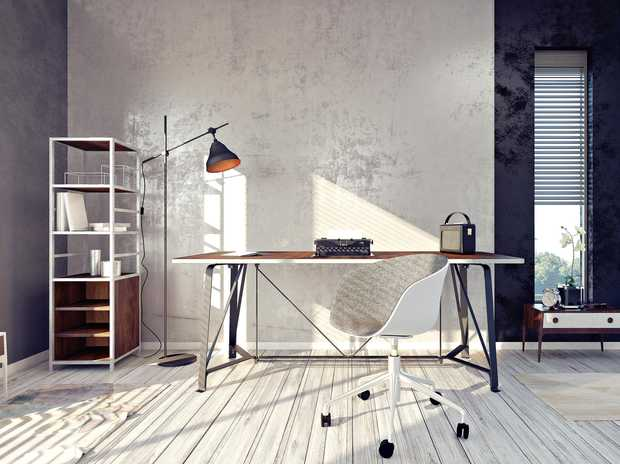 A functional office is key to working from home.