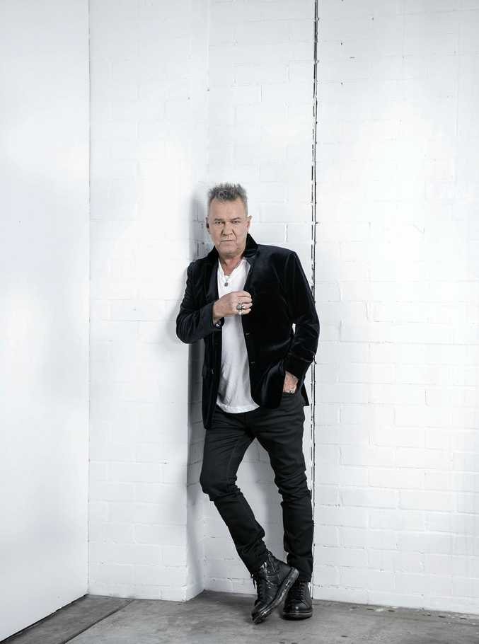 MEMORIES: Jimmy Barnes will tour Australia in 2018 with his Working Class Man songs and stories.