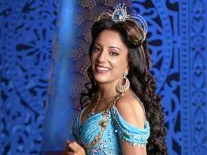 A whole new world for Hiba in Aladdin