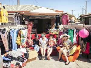 Trail blazers set to bargain