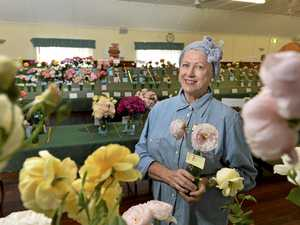 Roses bloom proudly at Darling Downs spring show