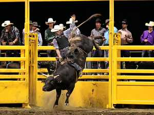 Confidence is no issue for bull rider