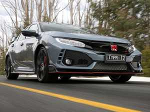 The Honda Civic Type R has returned.