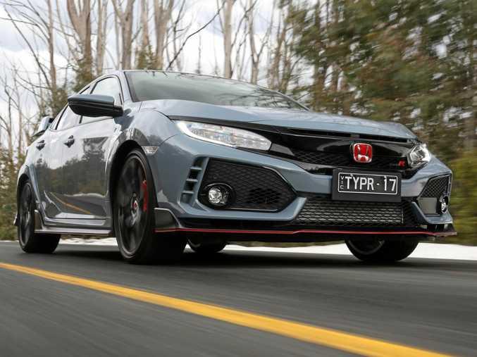 The Honda Civic Type R has returned.