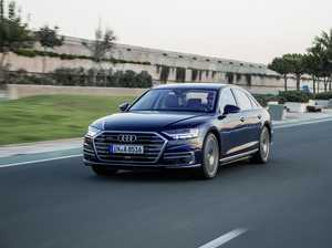 Audi launching tech offensive with $200,000 A8 next year
