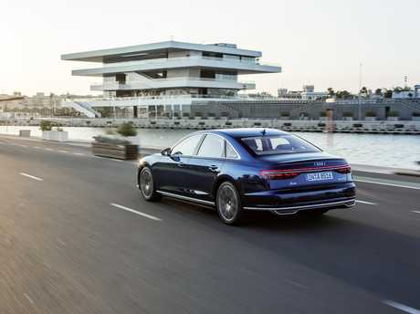 The 2018 Audi A8 will feature some brilliant technology.