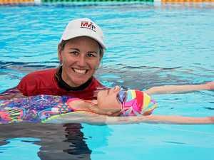 Moura swim coach to proudly carry Games baton