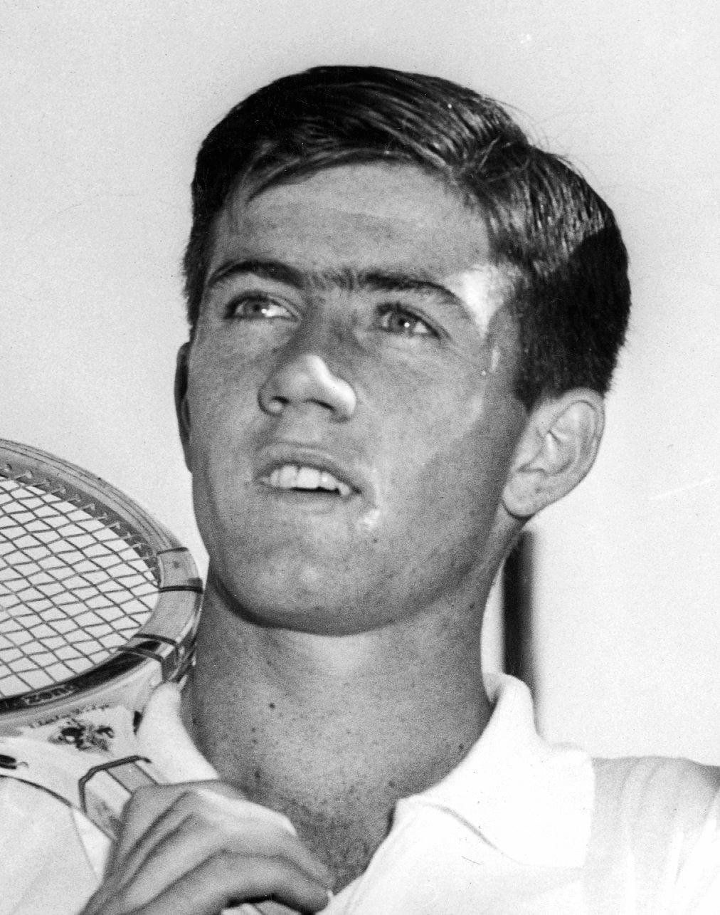 Ken Rosewall won a record 25 tennis Majors including 8 Grand Slam singles titles, and is considered to be one of the top male tennis players of all time.