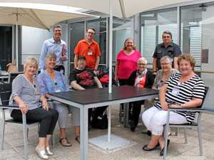 Relaxing new space a boost for hospital