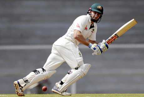 Shaun Marsh is Allan Border's choice for No.6 at the Gabba.