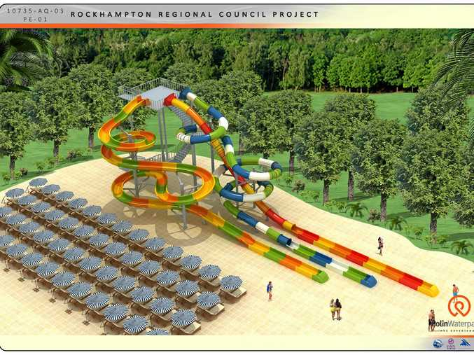 Fun for big kids is set to return to the north Rockhampton pool