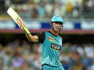 Chris Lynn signs mega-deal with Brisbane Heat