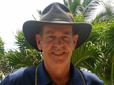 Bowen Collinsville Enterprise (BCE) chairman Paul McLaughlin.